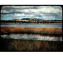 The Birdwatching Hut - Dangars Lagoon, Northern Tablelands, NSW, Australia Photographic Print