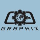 COG Graphix Logo Tshirt Design by cogtees