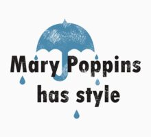 Mary Poppins  by Amanda Cole