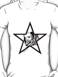 Star Pin Up T-Shirt