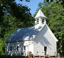 Primitive Baptist Church by Anthony Pierce