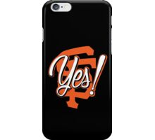 Yes! SF iPhone Case/Skin