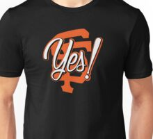Yes! SF Unisex T-Shirt
