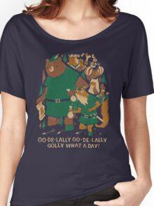 oo-de-lally Women's Relaxed Fit T-Shirt