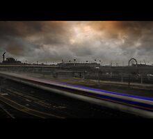 Commute by Aaron .