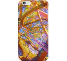 psychedelic tubes iPhone Case/Skin