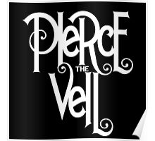 Pierce The Veil Logo Poster
