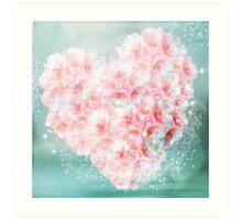 SALE!!! A tender heart! Art Print