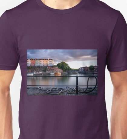 Redcliffe Revealed, Bristol  Unisex T-Shirt