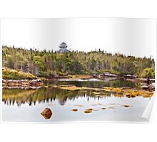 Peggy's Cove Hidden Inlet Poster