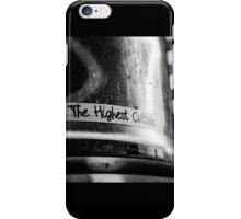 The Highest Culture iPhone Case/Skin