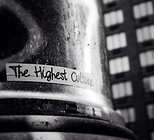 The Highest Culture by Maddy Pothier