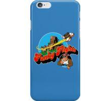 Funky Flights  iPhone Case/Skin