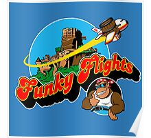 Funky Flights  Poster