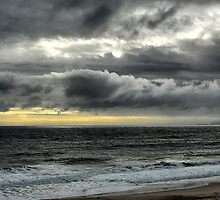 Californian Angry Sky by Mariann Kovats