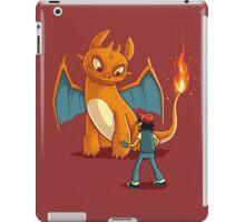 How to Train Charizard iPad Case/Skin