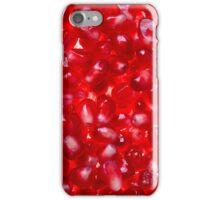 Pomegranate seeds iPhone Case/Skin