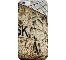 Disallowed iPhone Case/Skin