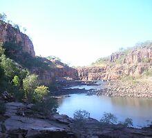 National Park Northern Territory Australia by Ian McKenzie