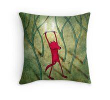 enlightenment :) Throw Pillow