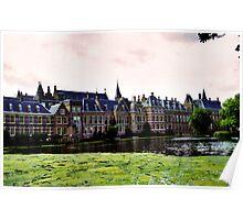 Binnenhof - Den Haag Poster
