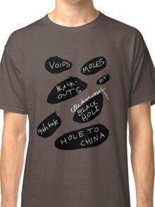 'whole' Classic T-Shirt