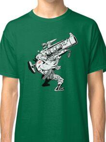 Badass Bazooka Classic T-Shirt
