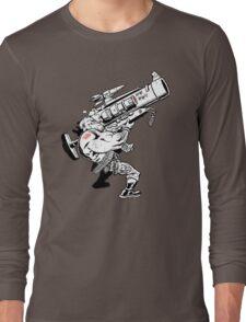 Badass Bazooka Long Sleeve T-Shirt
