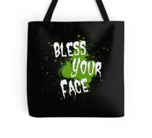 Tobuscus - Bless Your Face Tote Bag