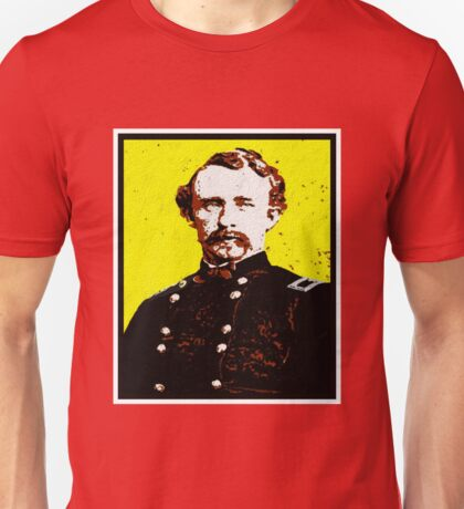 George Armstrong Custer Unisex T-Shirt
