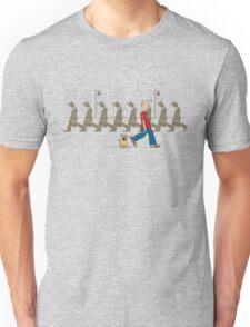 Buck the trend Unisex T-Shirt