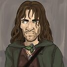 Aragorn by quietsnooze