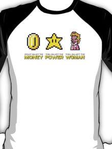 Scarface parody Mario Bros T-Shirt