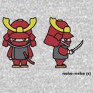 Samurai by ChicaSombra
