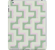 Cap Gun Geometric Pattern iPad Case/Skin