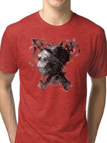 Golden Age and keys Tri-blend T-Shirt