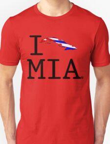 MIA Cuban LUV T-Shirt