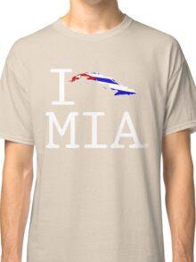 MIA LUV Black Classic T-Shirt