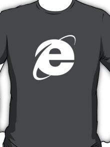 Internet Explorer: A More Beautiful Web T-Shirt