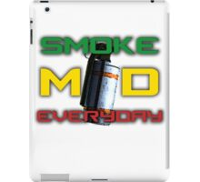 Smoke MD Everyday iPad Case/Skin