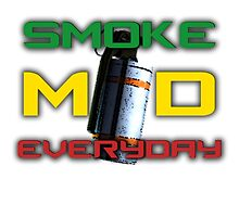 Smoke MD Everyday by Conor Rose