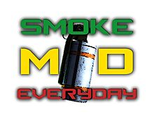 Smoke MD Everyday Photographic Print