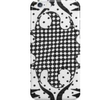 Likes The Devil's In Your Hands iPhone Case/Skin