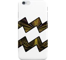 Heart Chakra of a Butterfly | Age of Aquarius iPhone Case/Skin