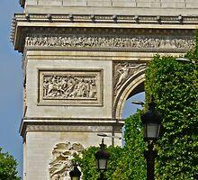 """""""Arc de Triomphe""""Paris, France by AlexandraZloto"""