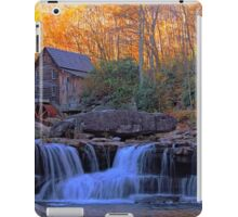 Glade Creek Gristmill iPad Case/Skin