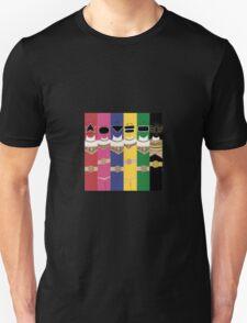 Power Rangers Zeo T-Shirt T-Shirt