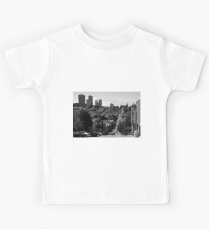 Streets Of San Francisco Kids Tee