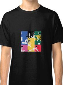 Mighty Morphin Power Rangers T-Shirt Classic T-Shirt