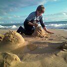 Sandcastle Ruins by georgiegirl